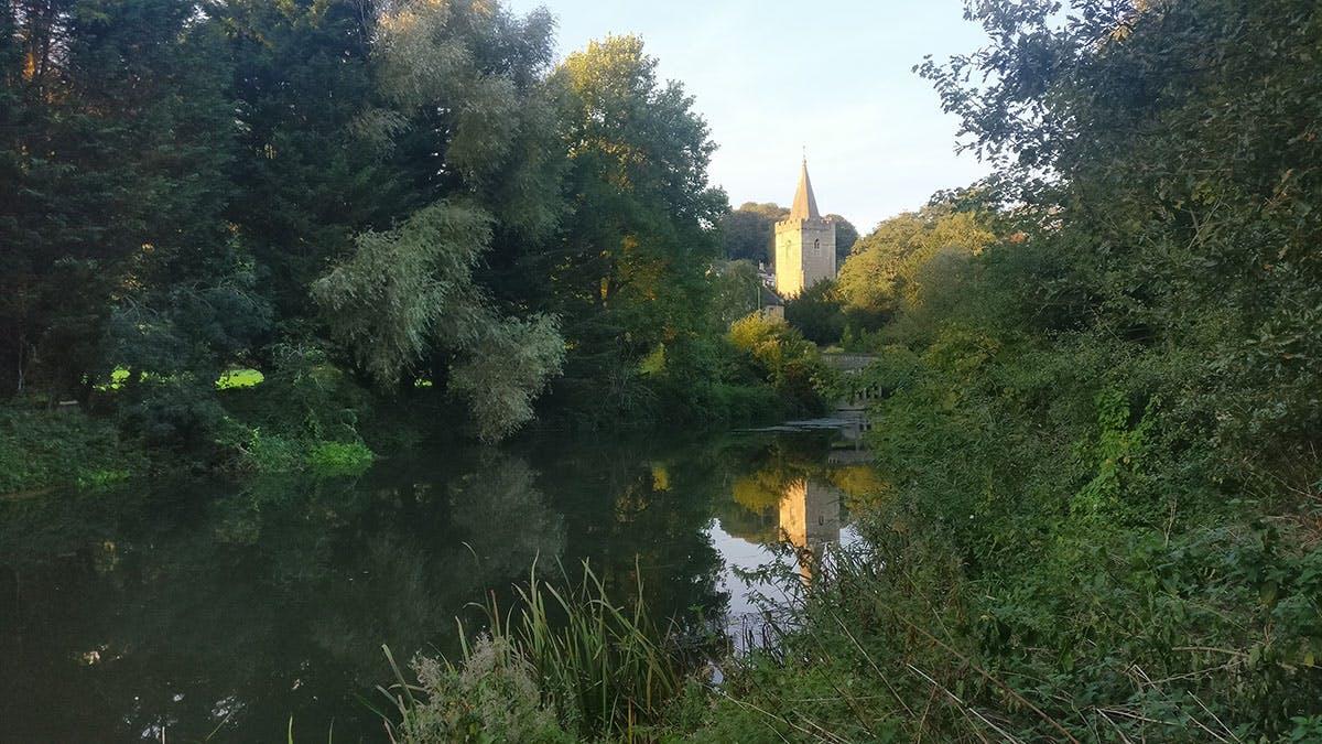 Church on the Avon
